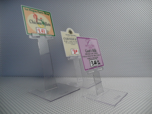 LAH - Crystal 75mm Stand Holder